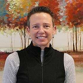 Kristen Lewis of Audiology Clinic at Racker in Ithaca, NY